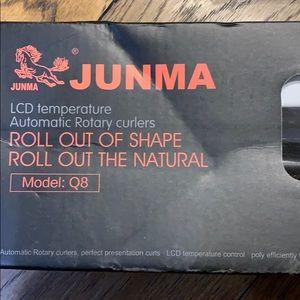Junma Rotating Curling Iron